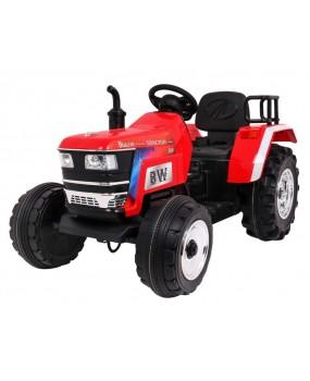 Elektrický traktor Blazin BW červený